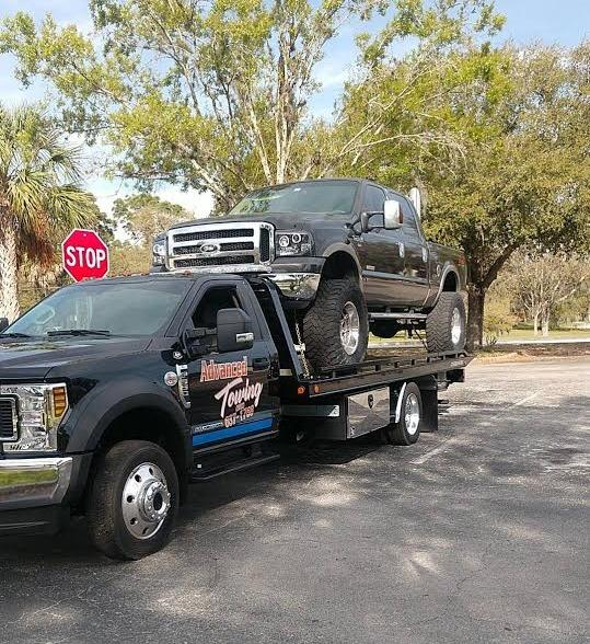 Advanced Towing image 22
