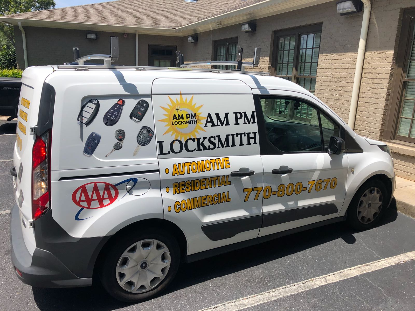 AM-PM Roswell Locksmith image 2