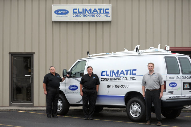 Climatic Conditioning Co., Inc. image 0