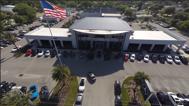 Mercedes benz of ft pierce in fort pierce fl 34982 for Mercedes benz of fort pierce