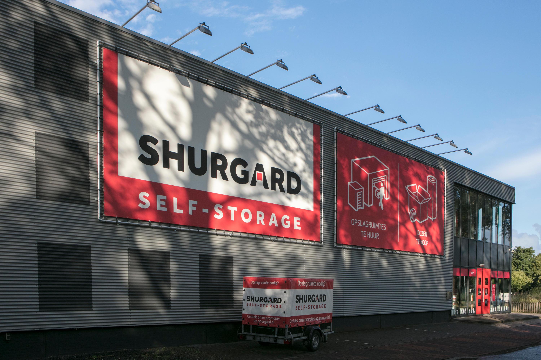 Shurgard Self-Storage Alkmaar Oudorp
