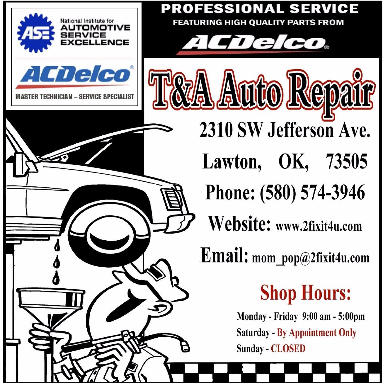 T&A Auto Repair