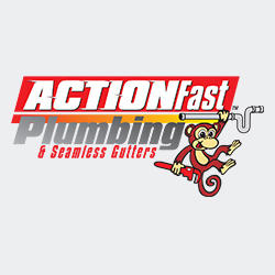 ActionFast Plumbing & Seamless Gutters image 0