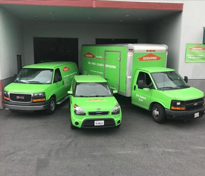 SERVPRO of Campbell image 5