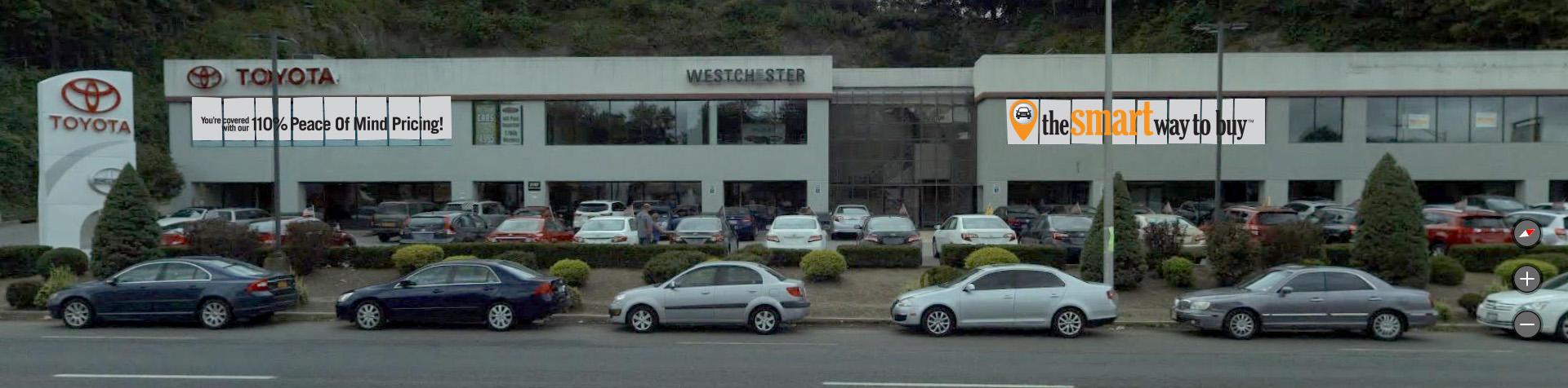 Westchester Toyota image 0