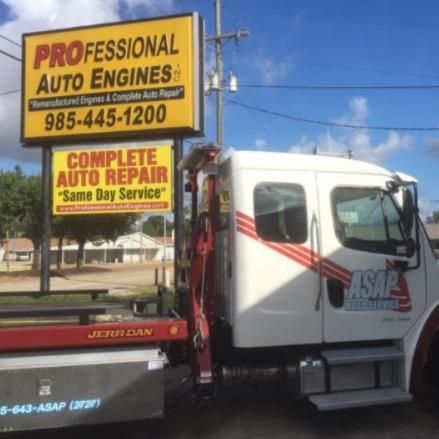 Pro-Auto Car Repair and Engine Service