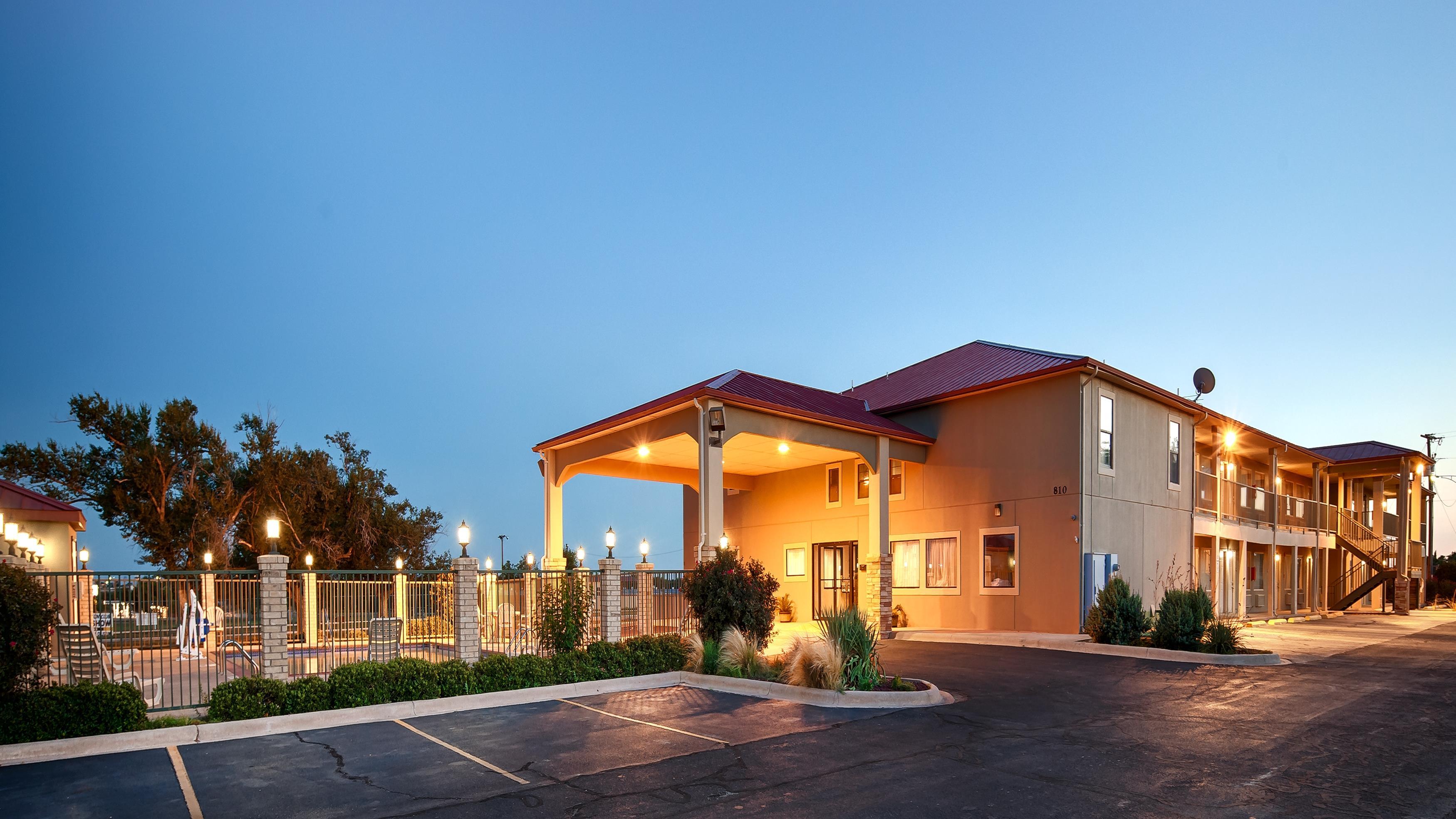 Best Western Hotel Snyder Tx