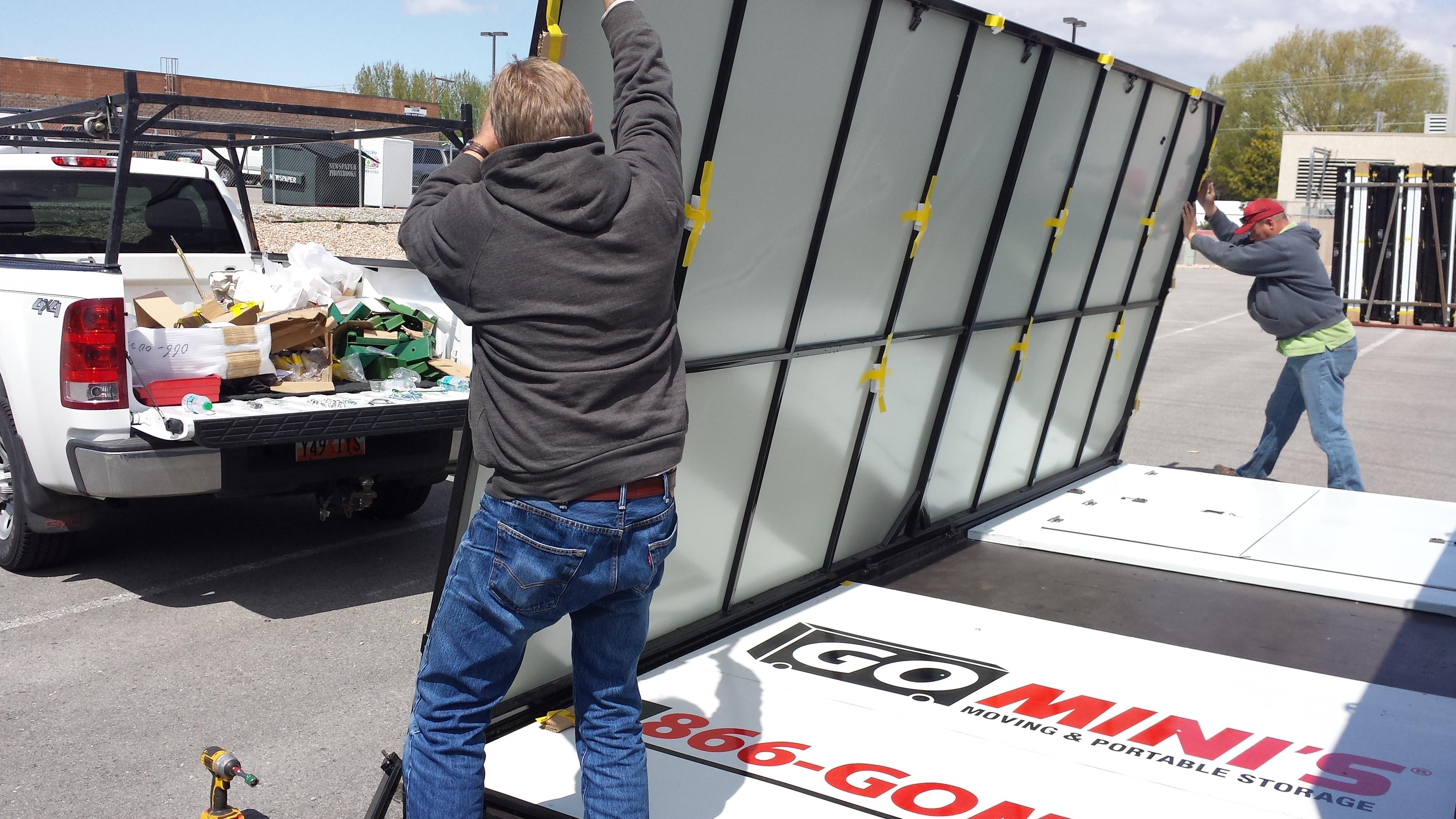 Go Mini's Moving & Portable Storage image 4