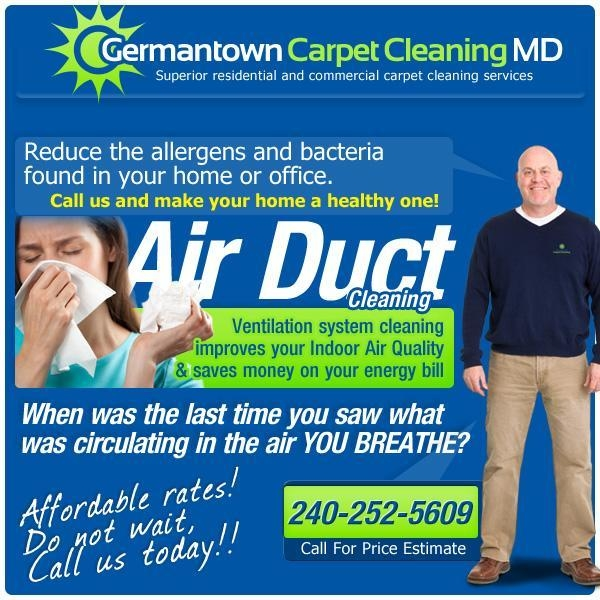 Carpet Cleaning Germantown MD image 0