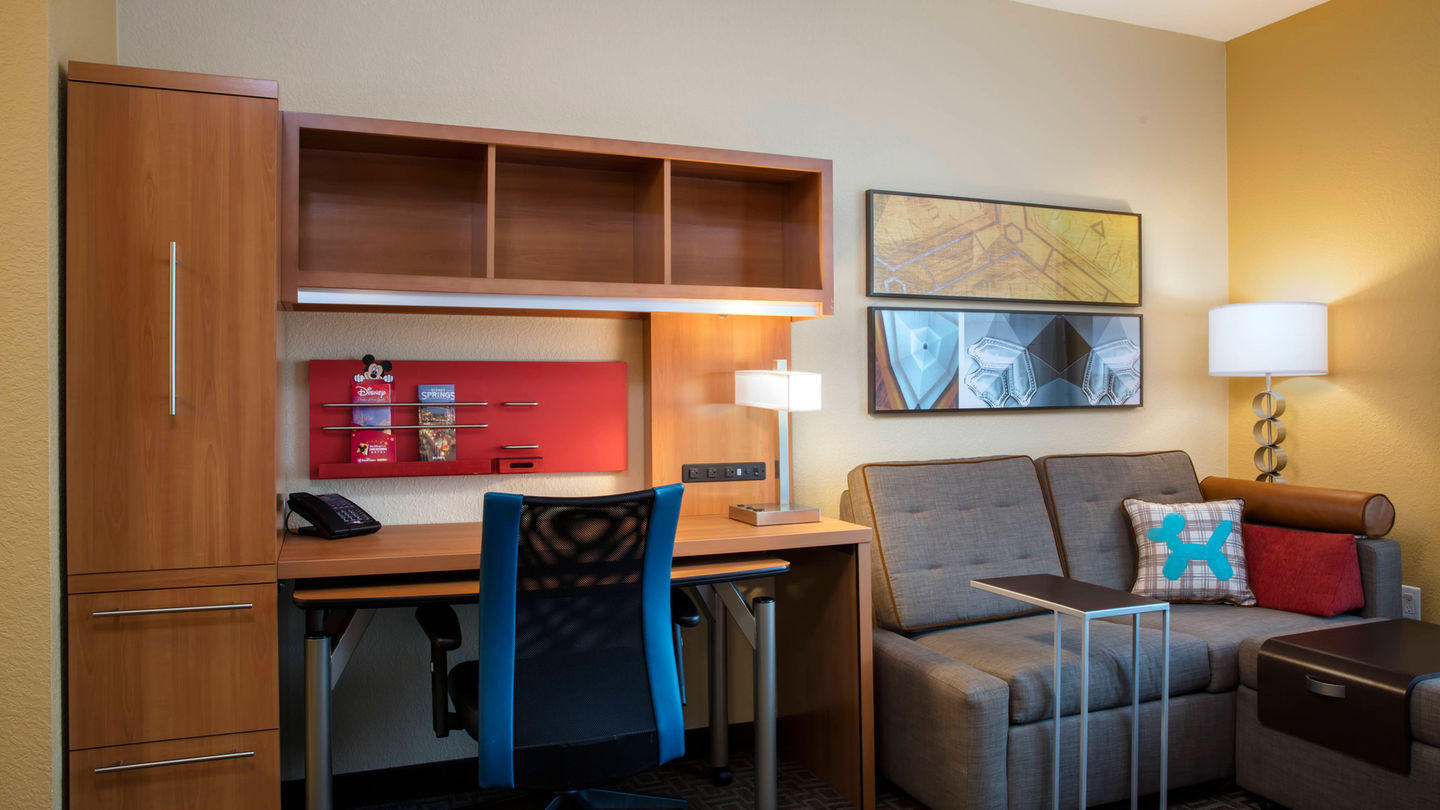 TownePlace Suites by Marriott Orlando at Flamingo Crossings/Western Entrance image 6