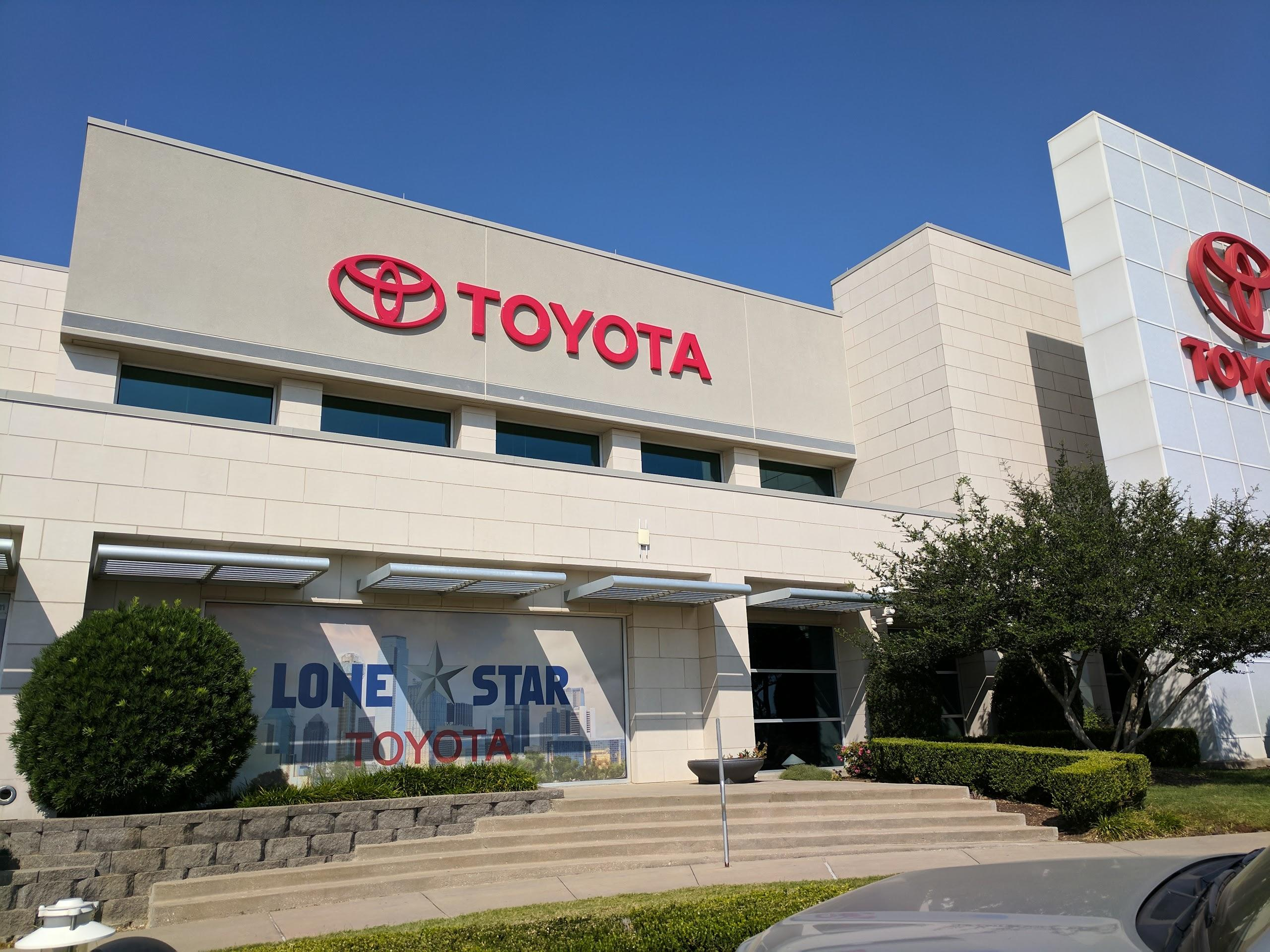 Lone Star Toyota of Lewisville image 4