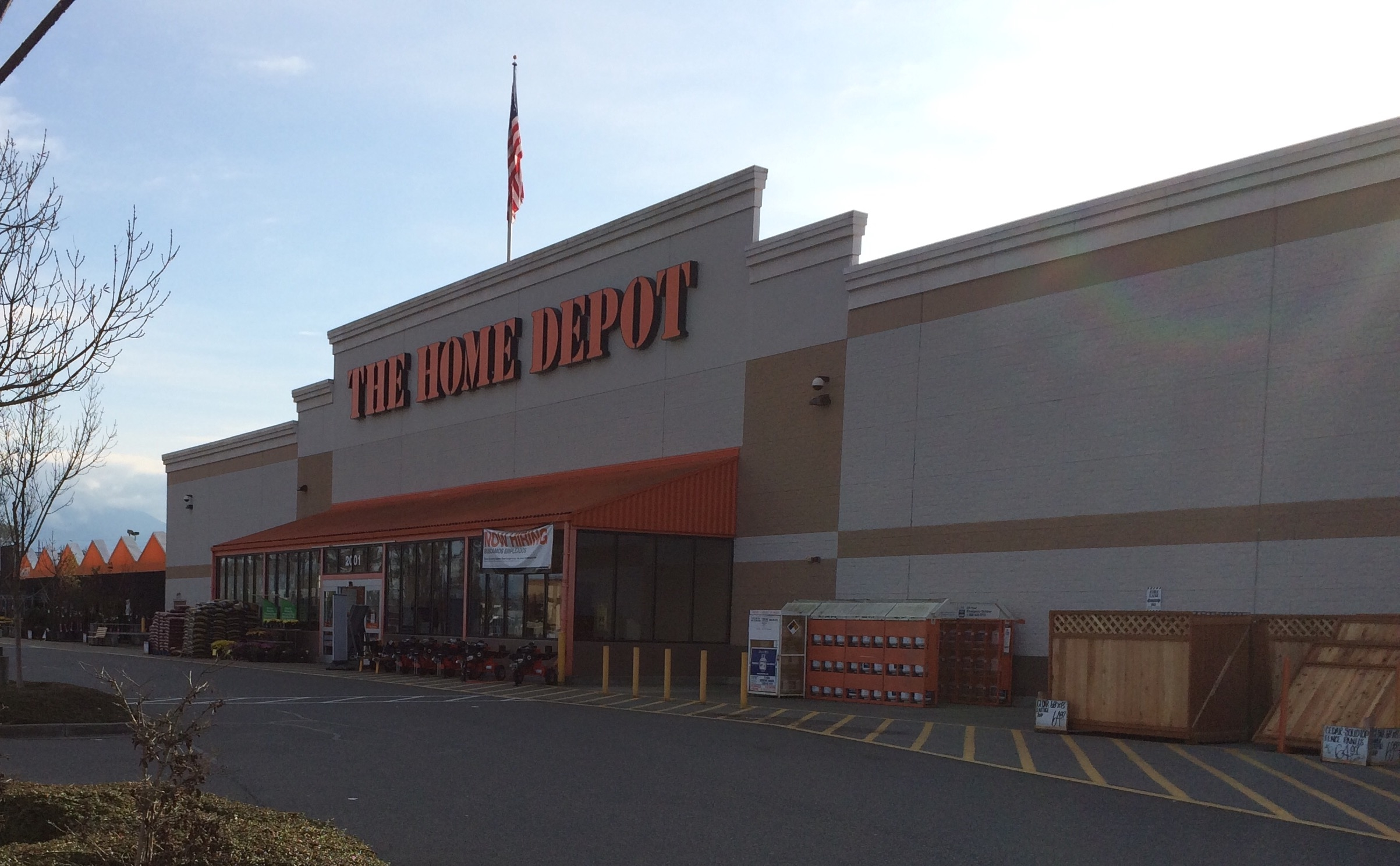 The home depot in burlington wa whitepages for Furniture burlington wa