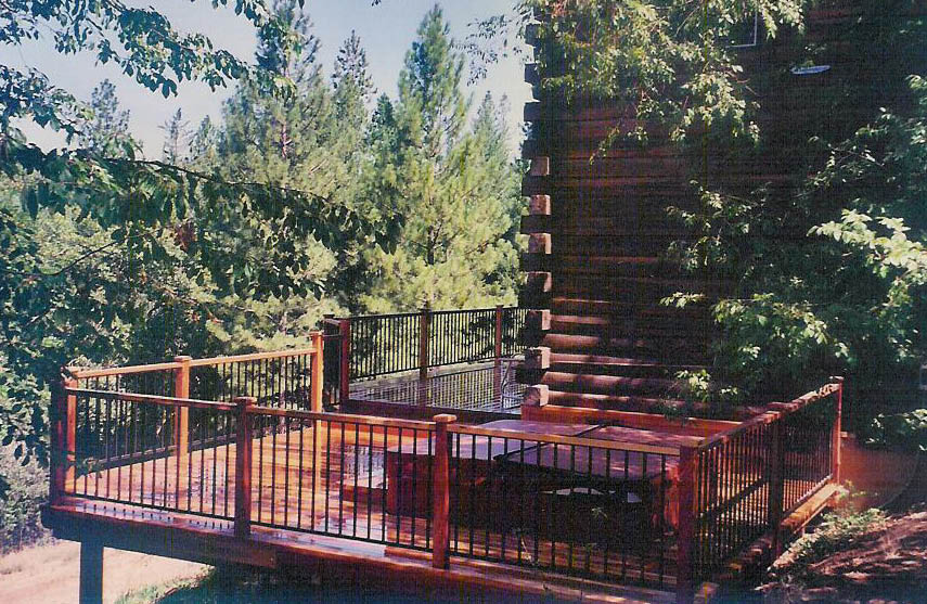 Petrie Fence and Deck image 3