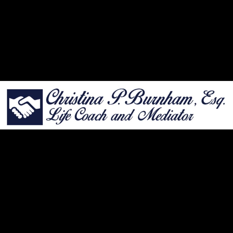 Christina P. Burnham, Esq. Life Coach and Mediator