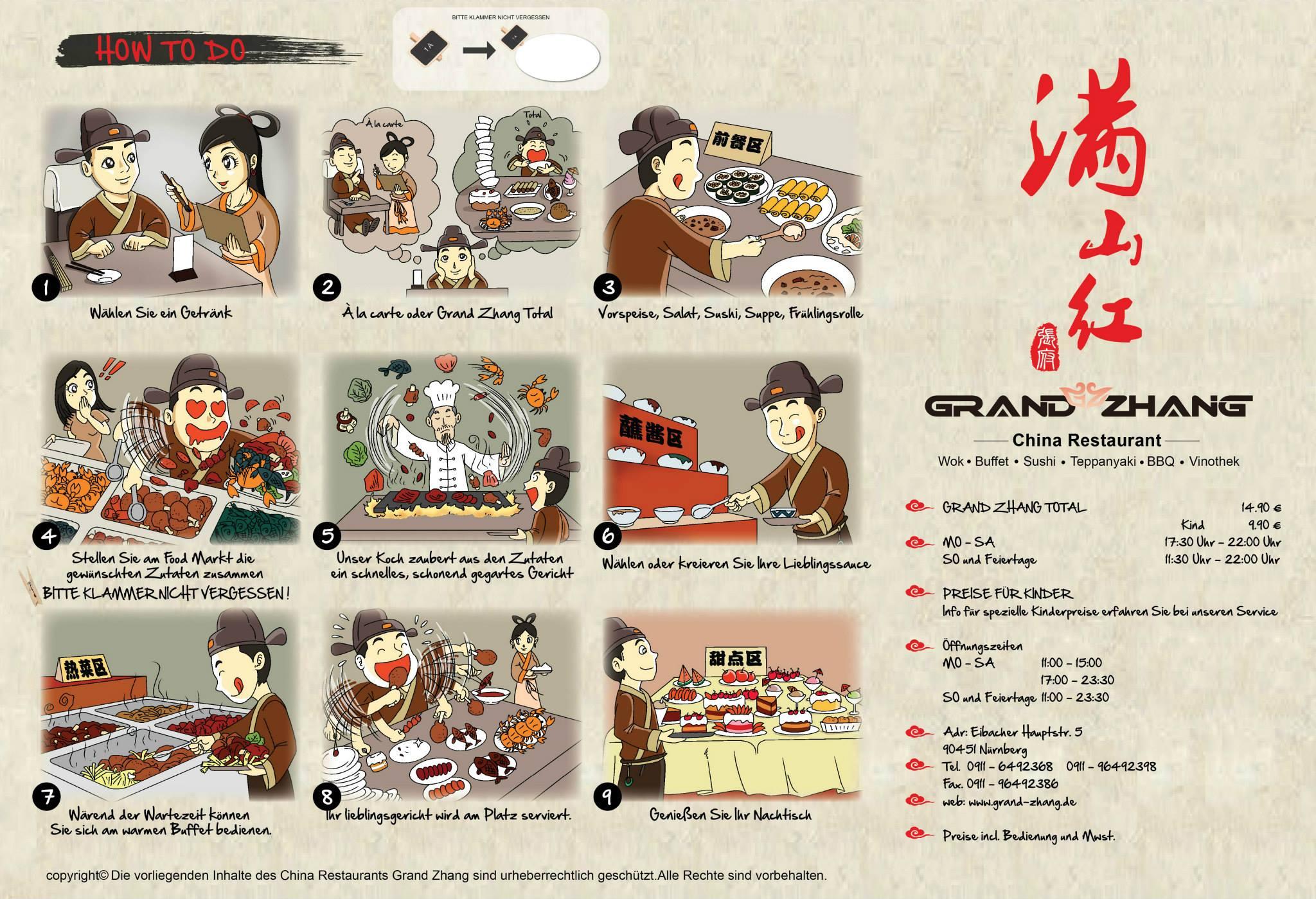 grand zhang china restaurant n rnberg. Black Bedroom Furniture Sets. Home Design Ideas