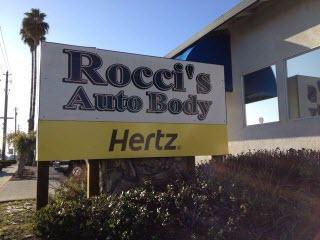 Rocci's Auto Body