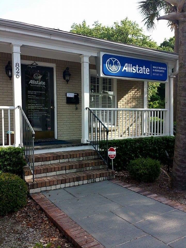 Allstate Insurance Agent: Wally Burbage image 1