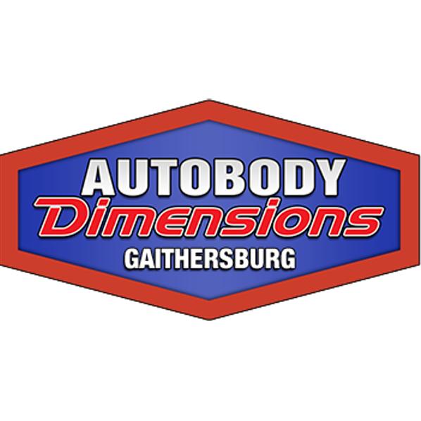 Autobody Dimensions - Gaithersburg