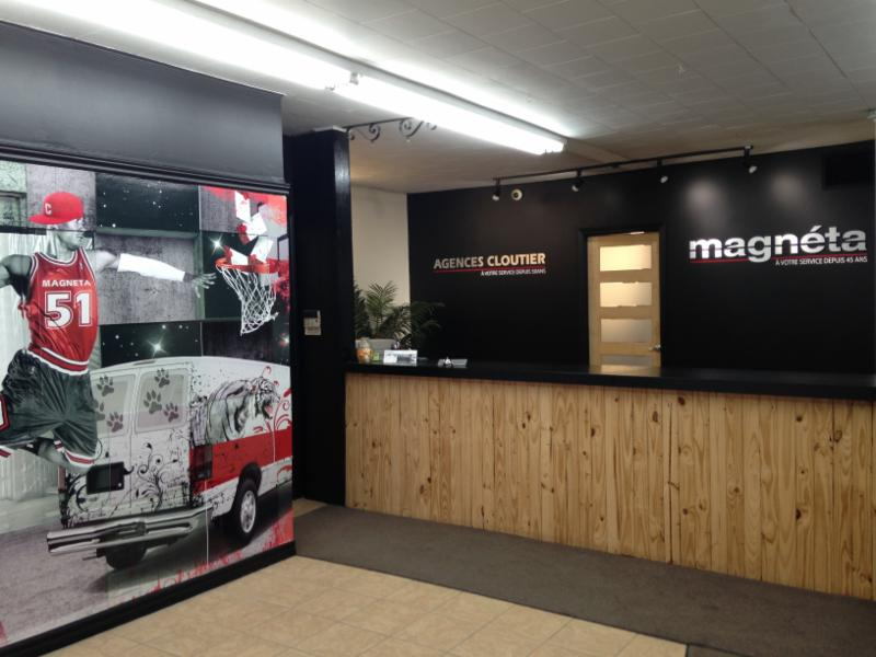 Magneta Inc à Québec