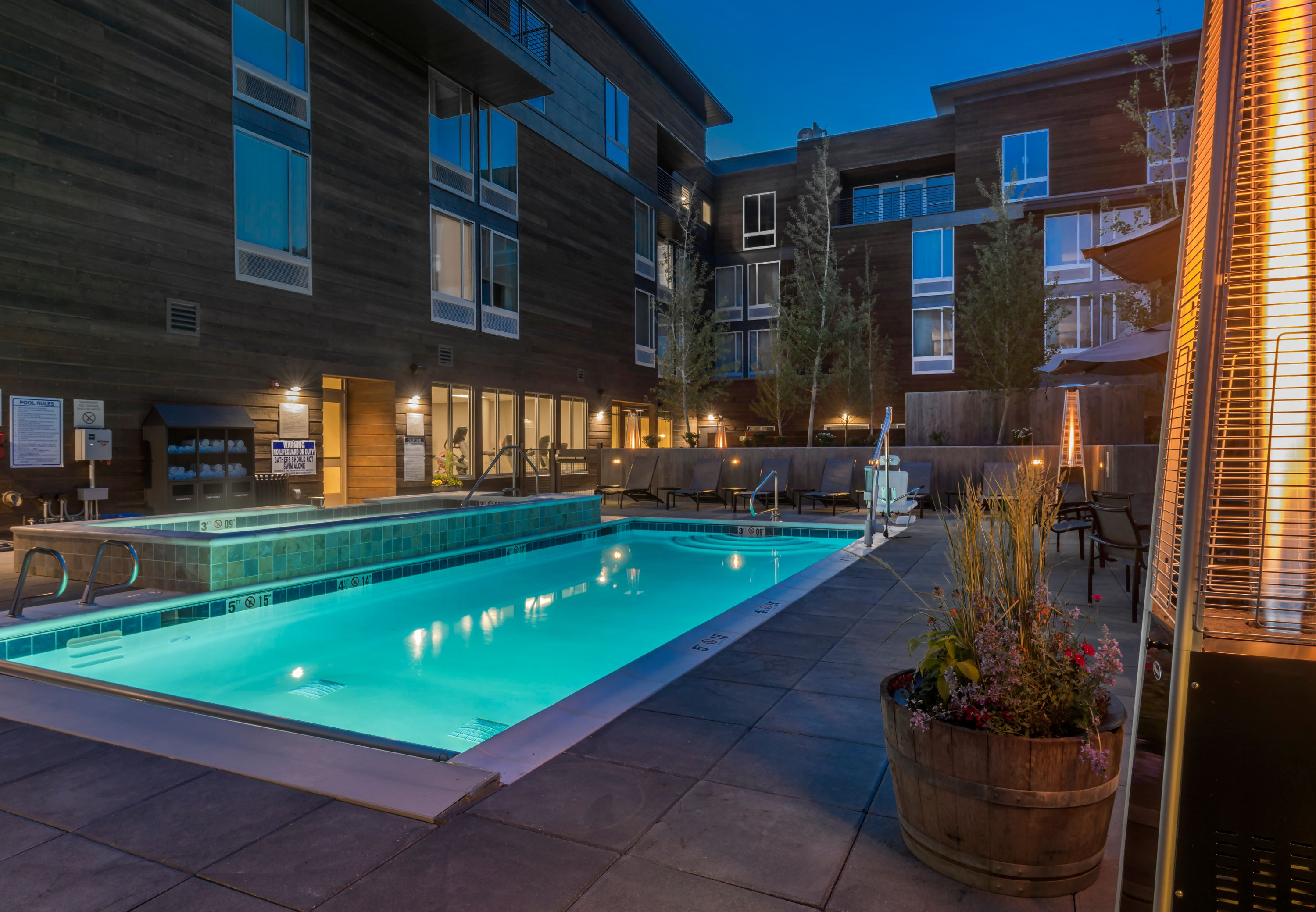 SpringHill Suites by Marriott Jackson Hole image 11
