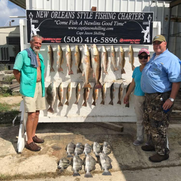 New Orleans Style Fishing Charters LLC image 24