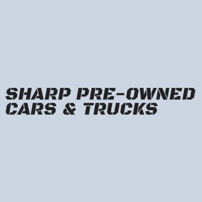 Sharp Pre-Owned Cars &Trucks