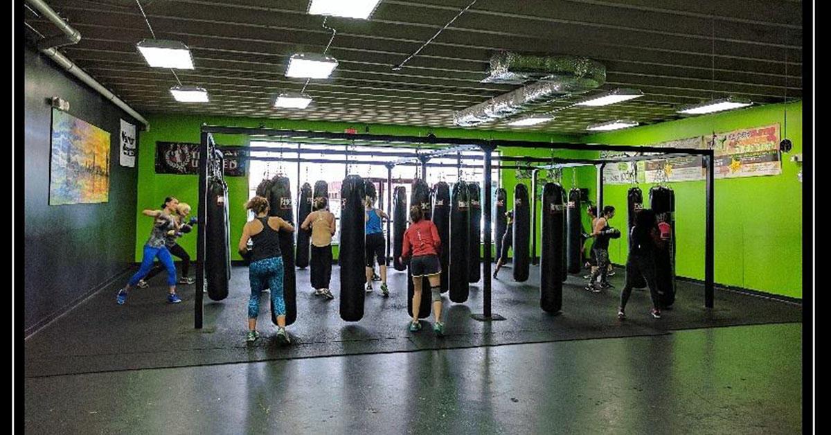 Kicked Up Fitness NBP image 3