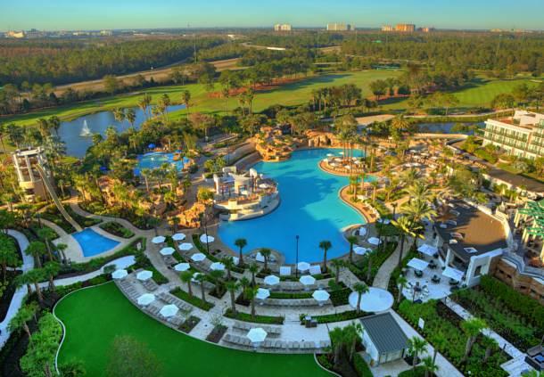 Orlando World Center Marriott image 24