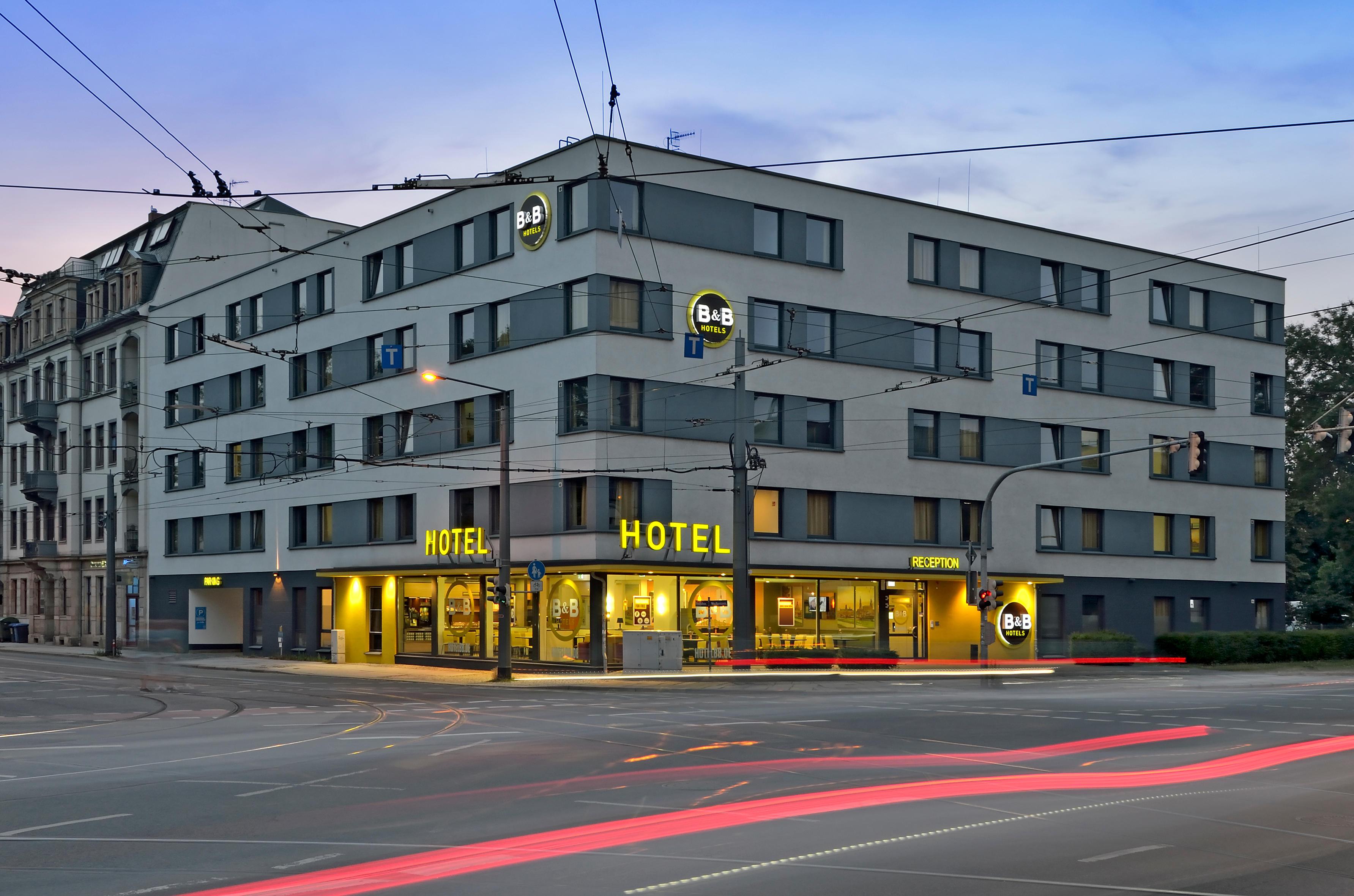 B&B Hotel Dresden, Weißeritzstraße 10 in Dresden