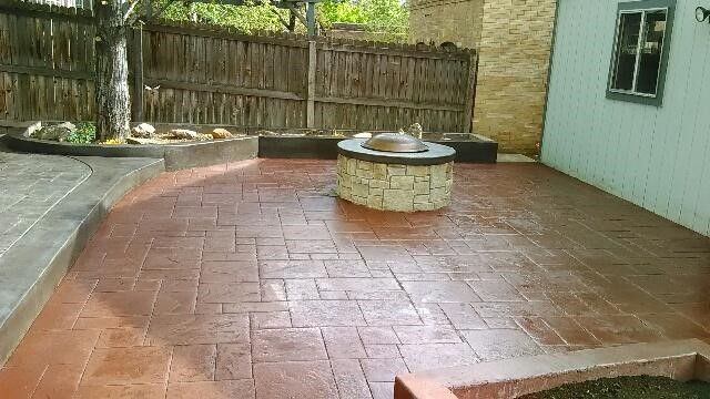 Rocky Mountain Stone And Concrete Flatwork
