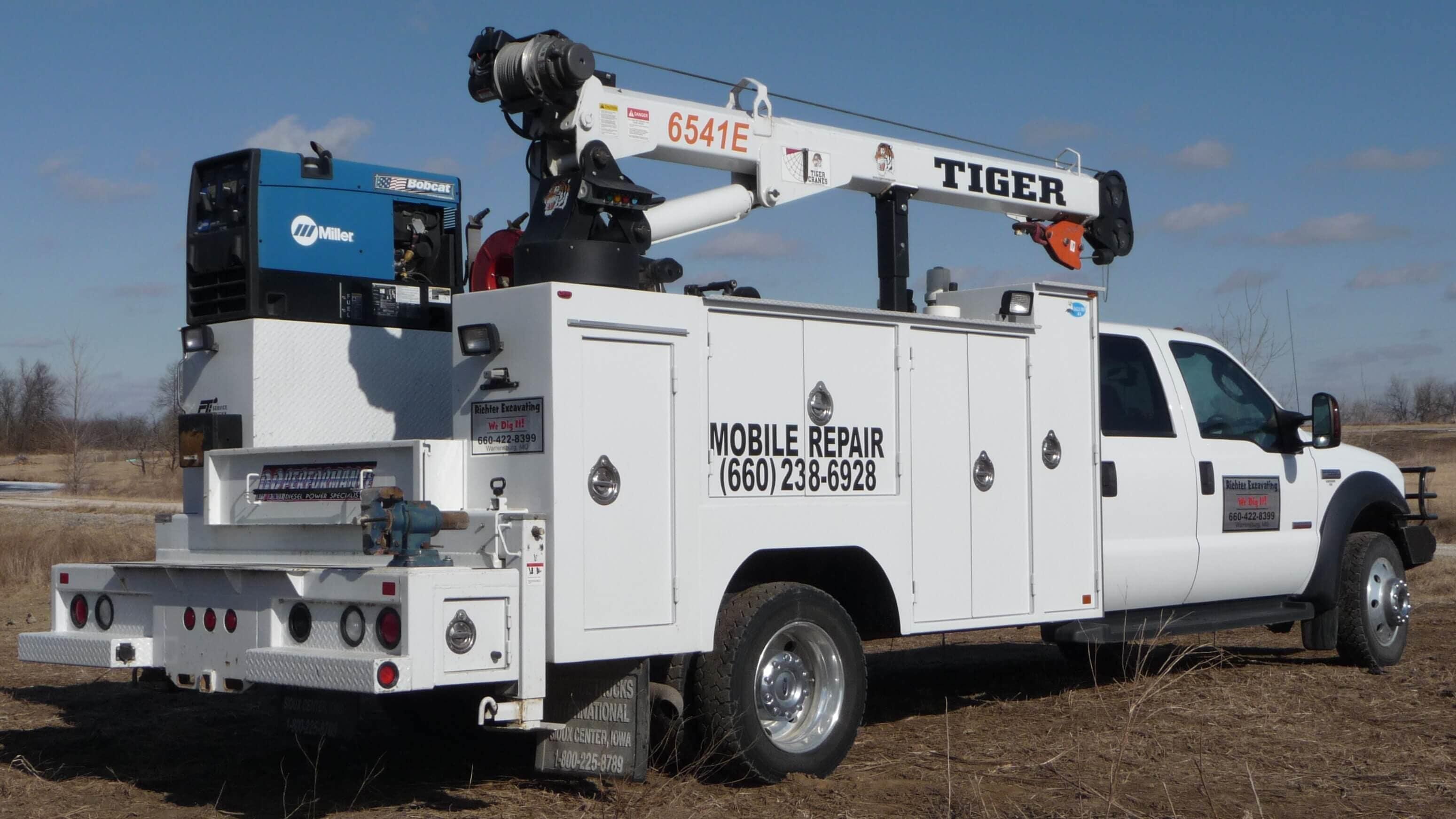 Richter Excavating & Plumbing LLC image 2