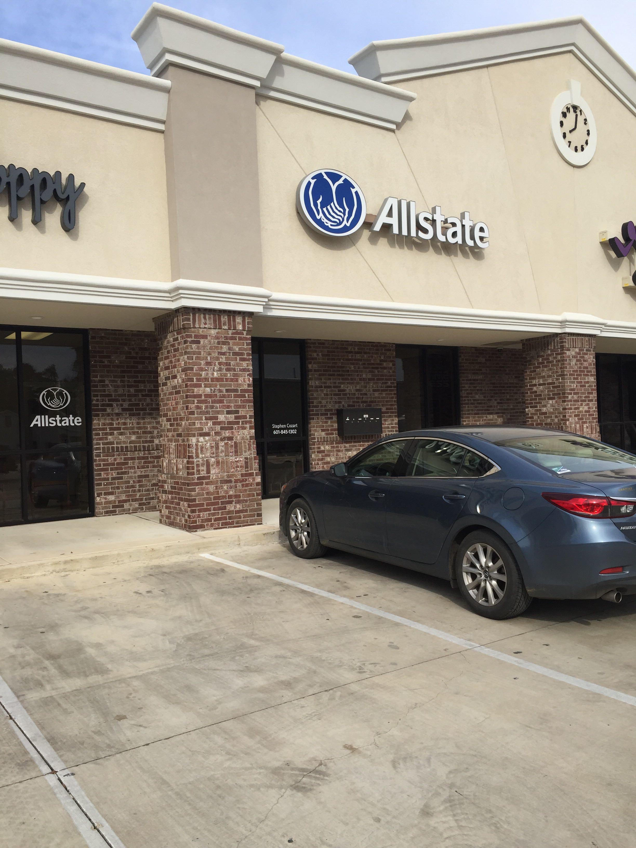 Stephen Cozart: Allstate Insurance image 0