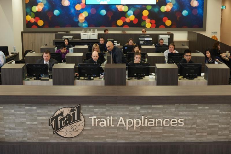 Trail Appliances in Richmond