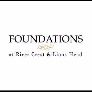 Foundations at River Crest & Lions Head