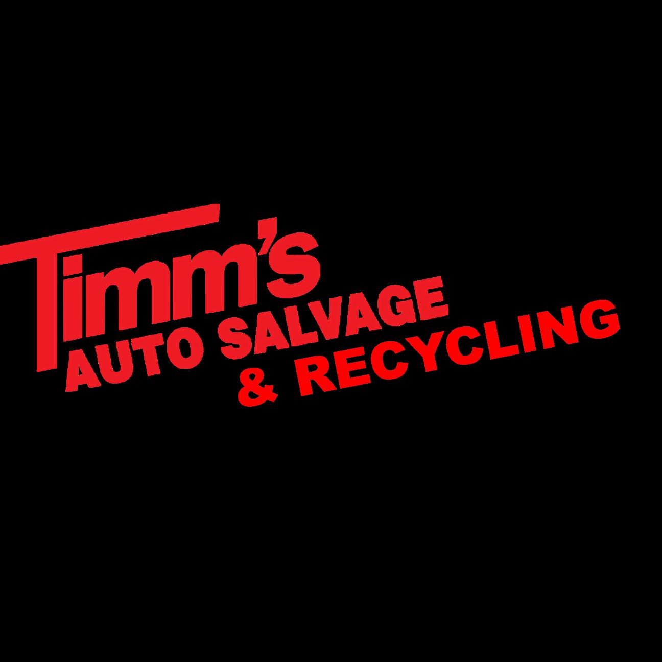 Timm's Auto Salvage