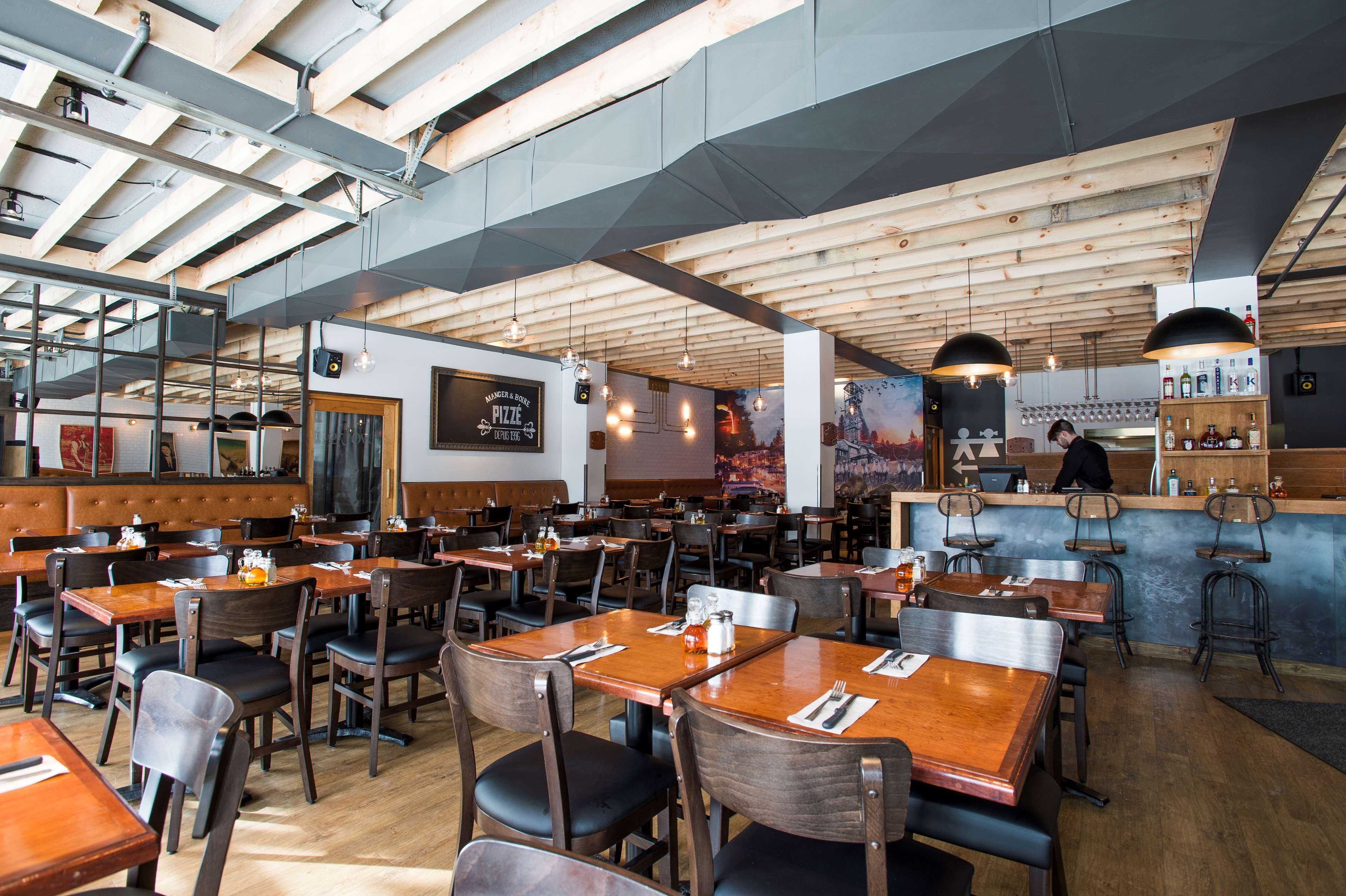 Best Western Plus Hotel Albert Rouyn-Noranda à Rouyn-Noranda: Restaurant