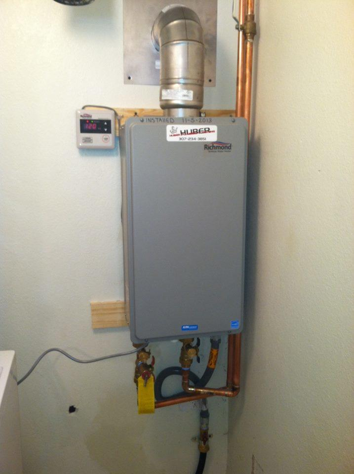 Huber Plumbing & Heating image 1