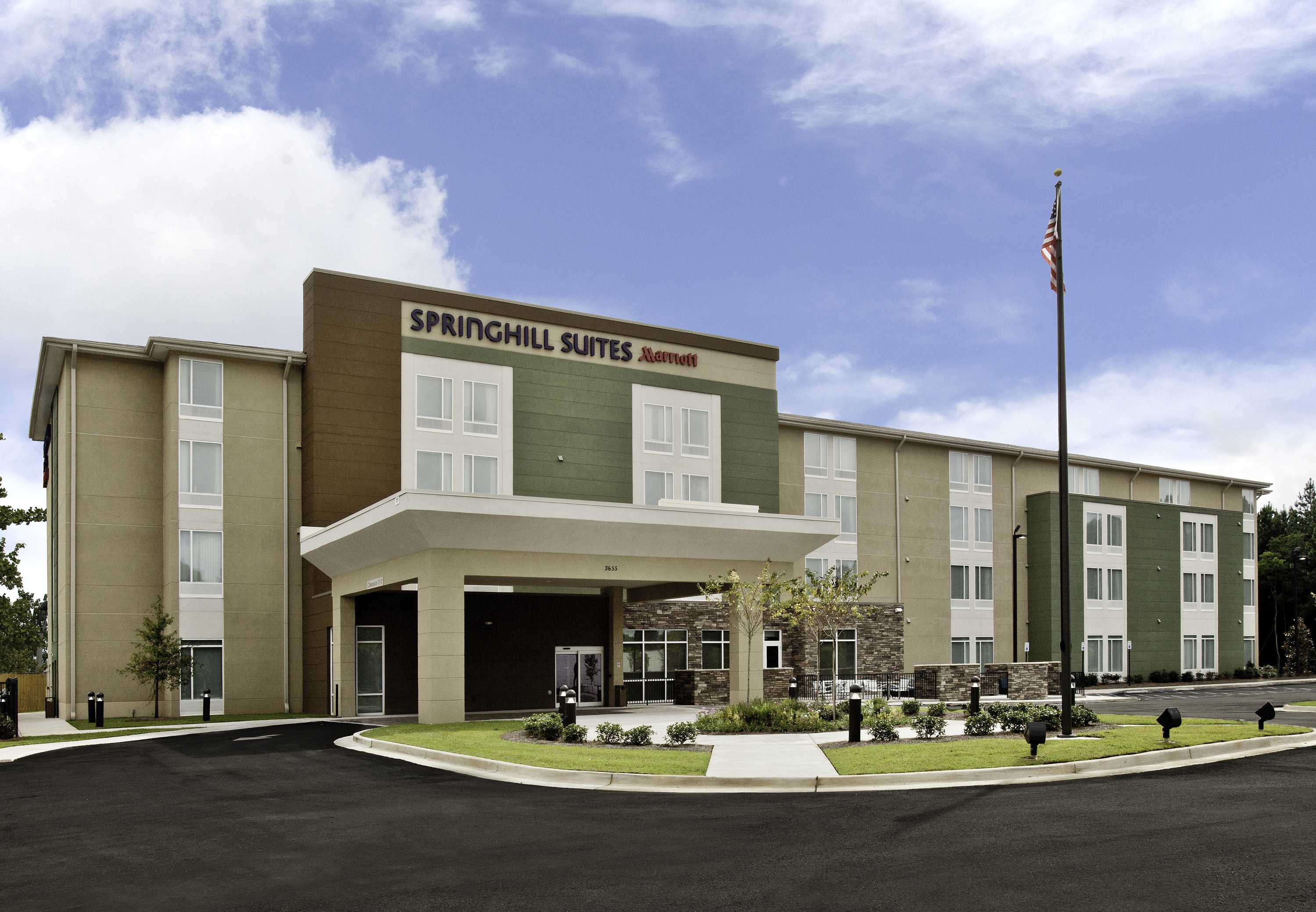 SpringHill Suites by Marriott Mobile image 4