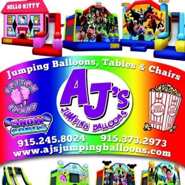 AJ's Jumping Balloons