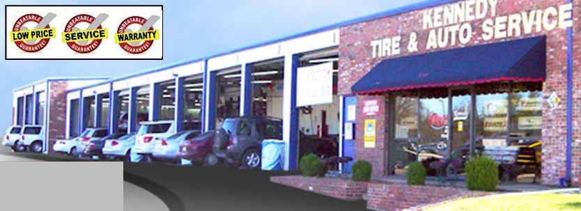 Kennedy Tire & Auto Service image 1