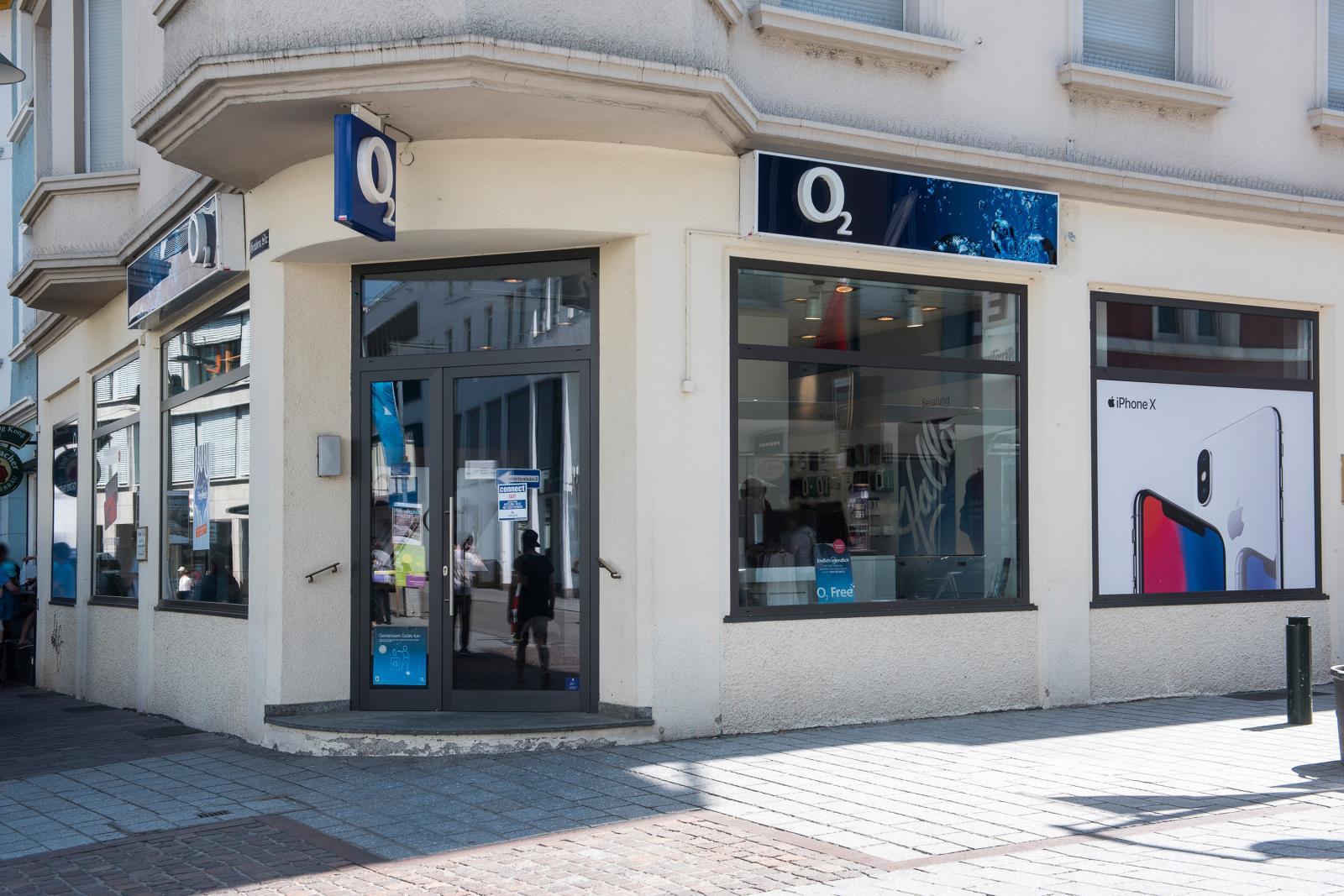 O2 Shop Lörrach