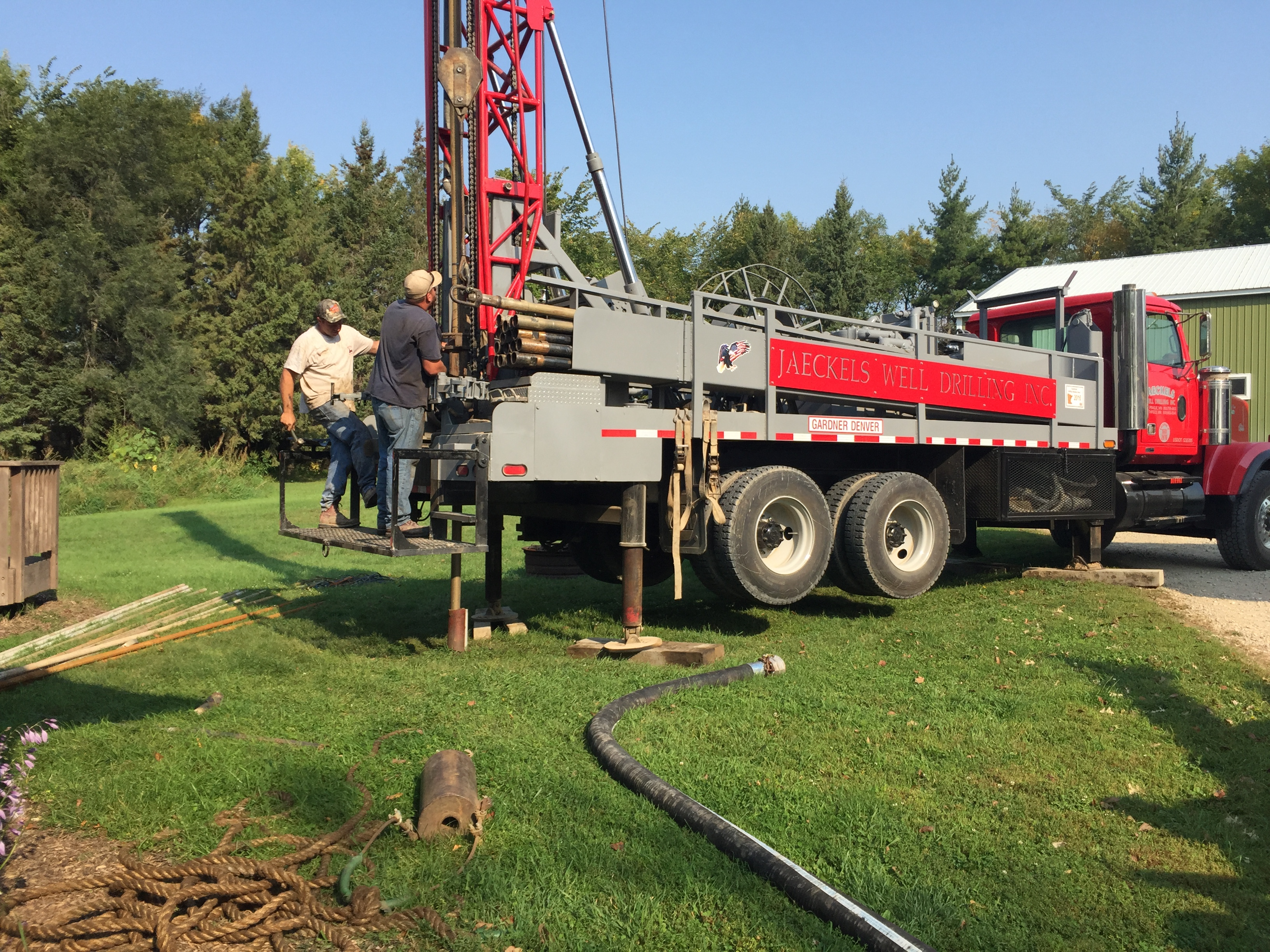 Jaeckels Well Drilling, Inc. image 3