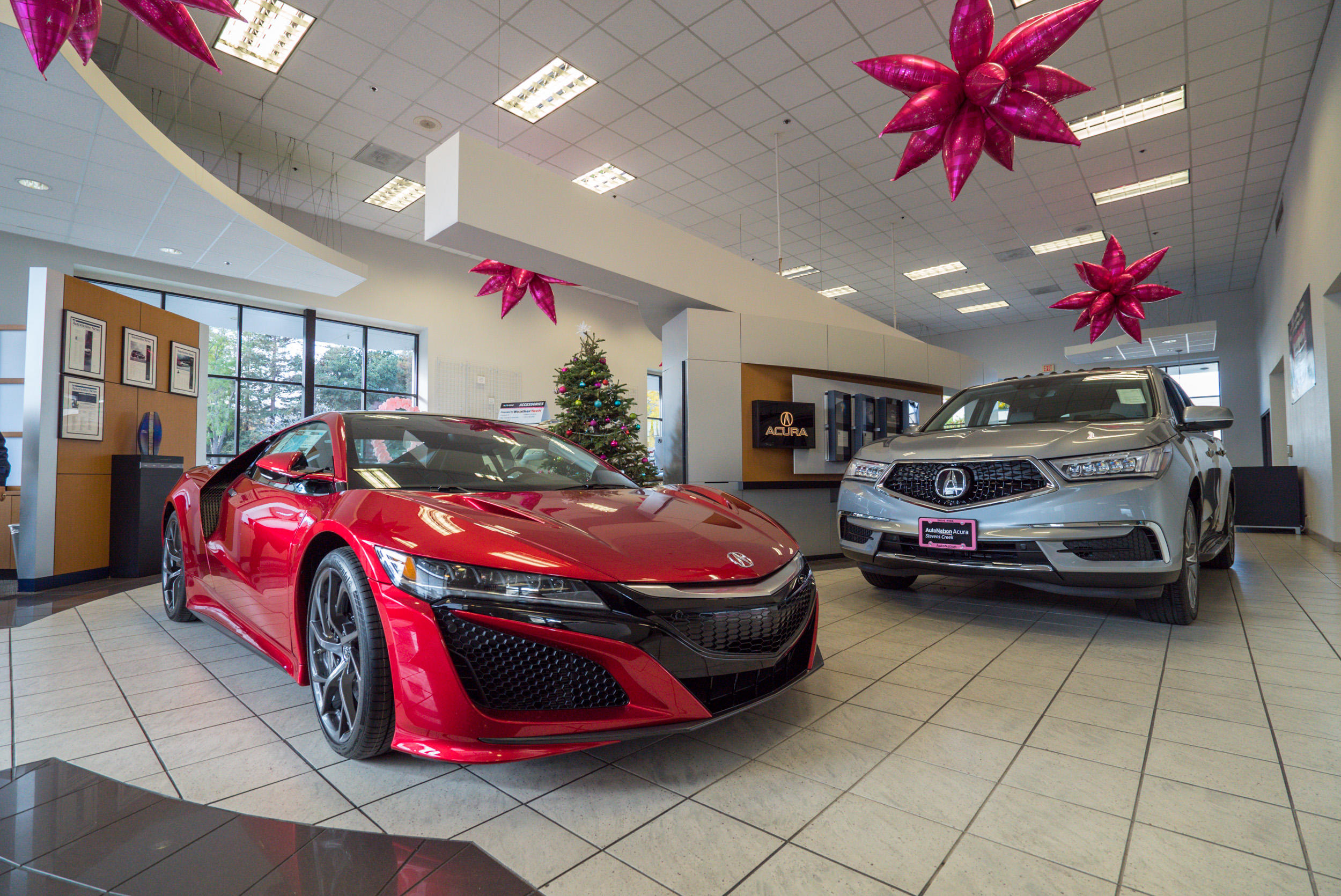 Autonation acura stevens creek at 4747 stevens creek for Autonation mercedes benz san jose