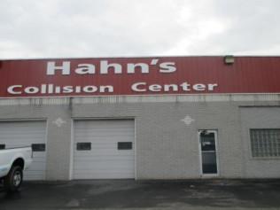 Hahns Collision Inc.