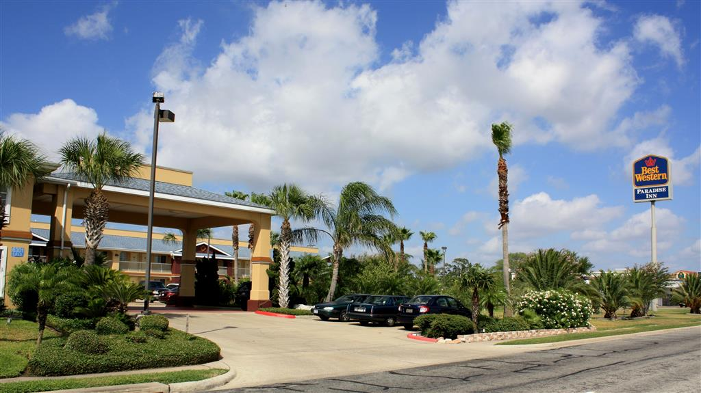 Best Western Paradise Inn At 6301 S Padre Island Dr