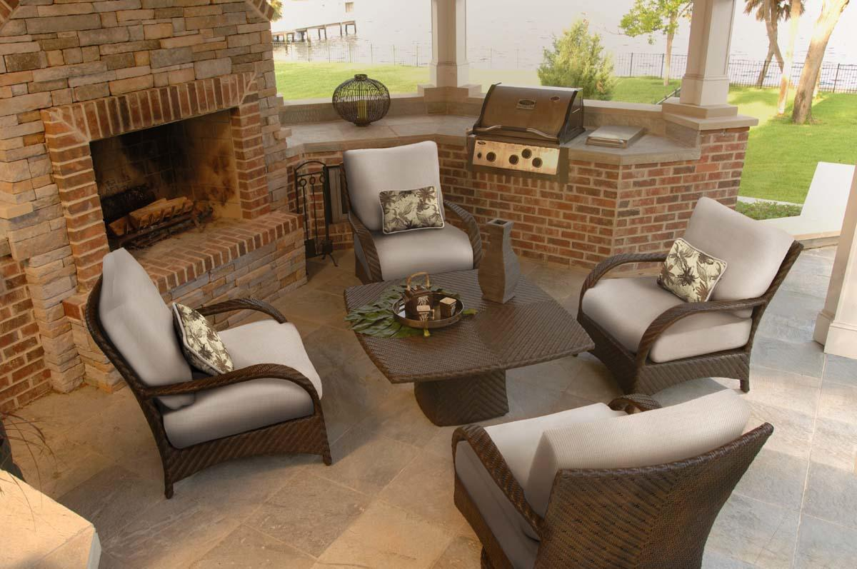 OutBack Patio Furnishings - Marble Falls image 1