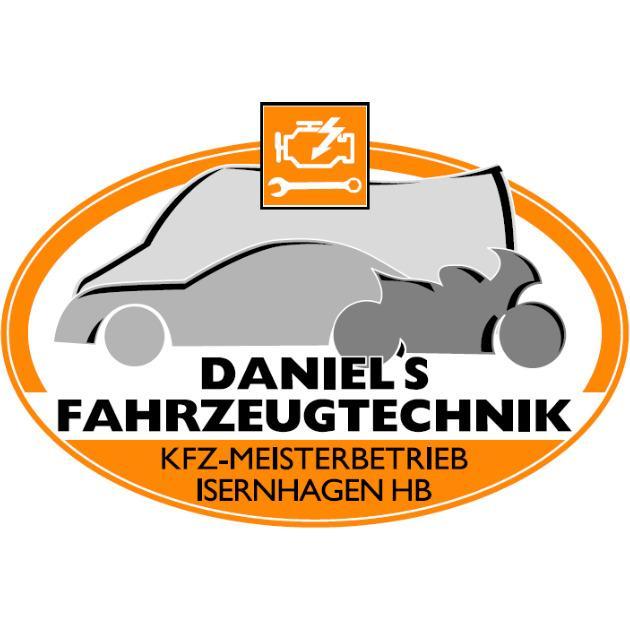 Logo Daniels Fahrzeugtechnik KFZ-Meisterbetrieb