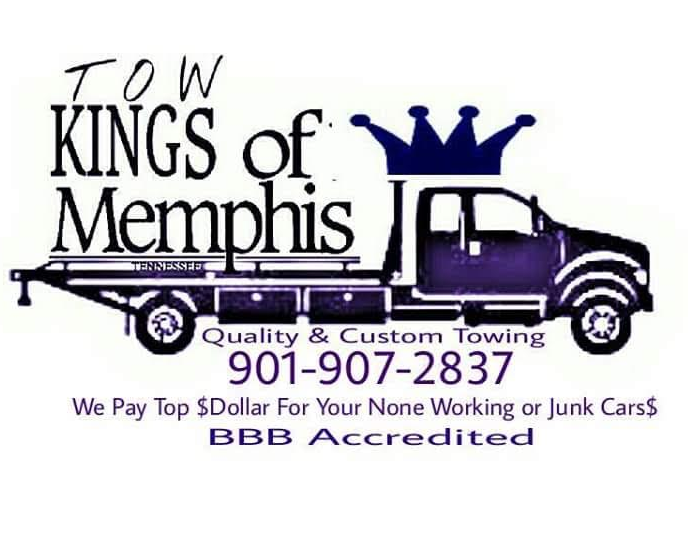 Tow Kings Of Memphis- cash for cars image 0