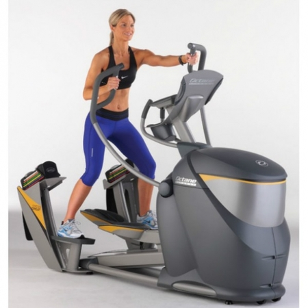 Octane Fitness ellipticals, many models to choose from.