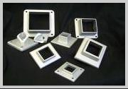 Post Bases - C. Palmer Die Casting offers fence die casting.